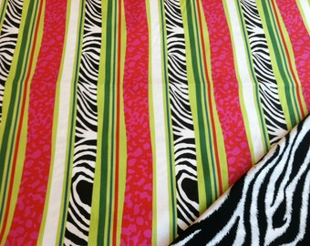 Insulated Casserole Carrier Fun and Funky Zebra Stripes