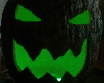 Long-Lasting Glow Stick for Your Putrid Pumpkin