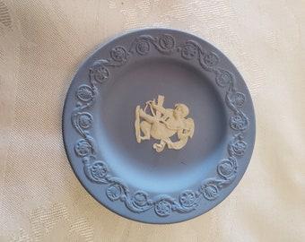 Wedgwood Jasperwear 4.5 inch Blue Coaster