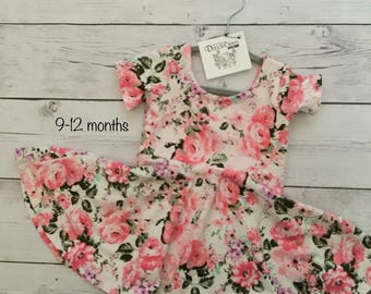 Baby girl swing dress