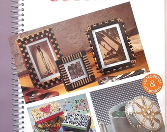 Book jewelry - pearls and EMBELLISHMENTS