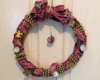 Aslan wreath