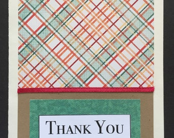 Thank You Card Blank Inside