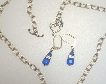 Simply Elegant Swarovski Crystal Jewelry set
