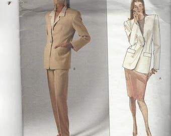 ANNE KLEIN VOGUE #2544 pattern