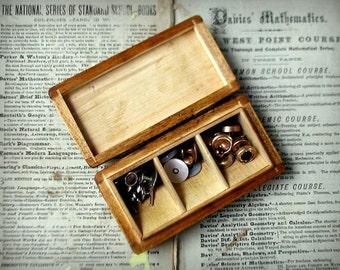 Craftsman copper box Etsy