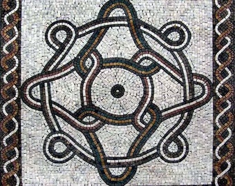 Romanesque Mosaic Square - Gala