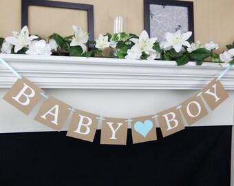 Baby Boy Banner, Its A Boy banner, Baby Shower Banner, Boy Shower Decorations, boy baby shower, baby shower decorations, boy baby banner