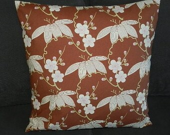 7 Sizes Available - Amy Butler Midwest Modern Cherry Blossoms Pillow Cover