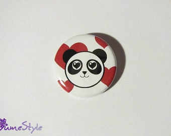 Button - Love Panda