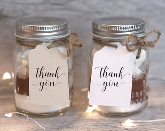 Thank You Tags, Wedding Tags, Favor Tag, Favor Tags, Gift Tags, Thank You, Baby Shower Tags, Bridal Shower Tags, Wedding Favor Tags, Tags