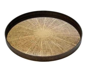 Tray or slice of tree
