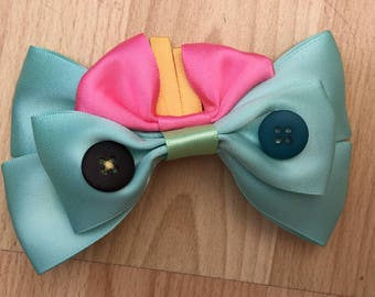 Disney Inspired Scrump (Lilo and Stitch) Hair Bow