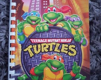 100% Unofficial Teenage Mutant Ninja Turtles/TMNT Collectors Guide Book