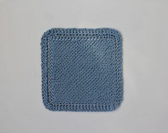 the classic dishcloth // cleaning cloth // washcloth