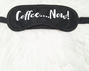 Coffee Now! EYE MASK