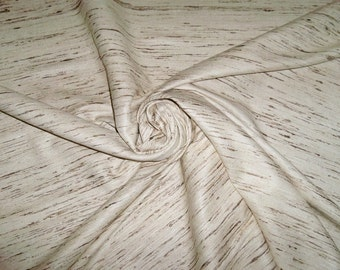 LEE JOFA KRAVET Tigers Eye 2 Ply Raw Silk Fabric 10 Yards