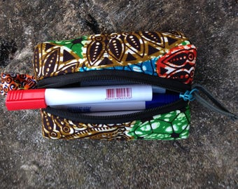 "Small Pencil Case  ""Rangirangi"""