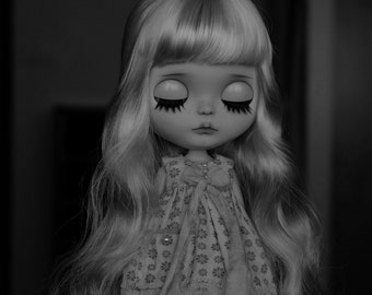 RESERVED - Natsumi - Final Payment - Custom Blythe Doll By deDolly #334