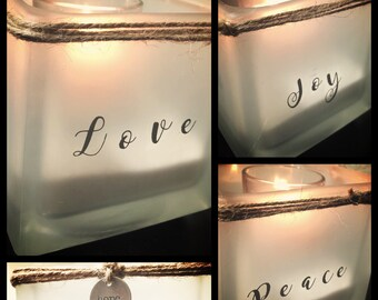 Love, Joy, Peace & Hope
