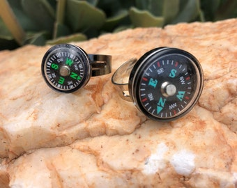Compass rings