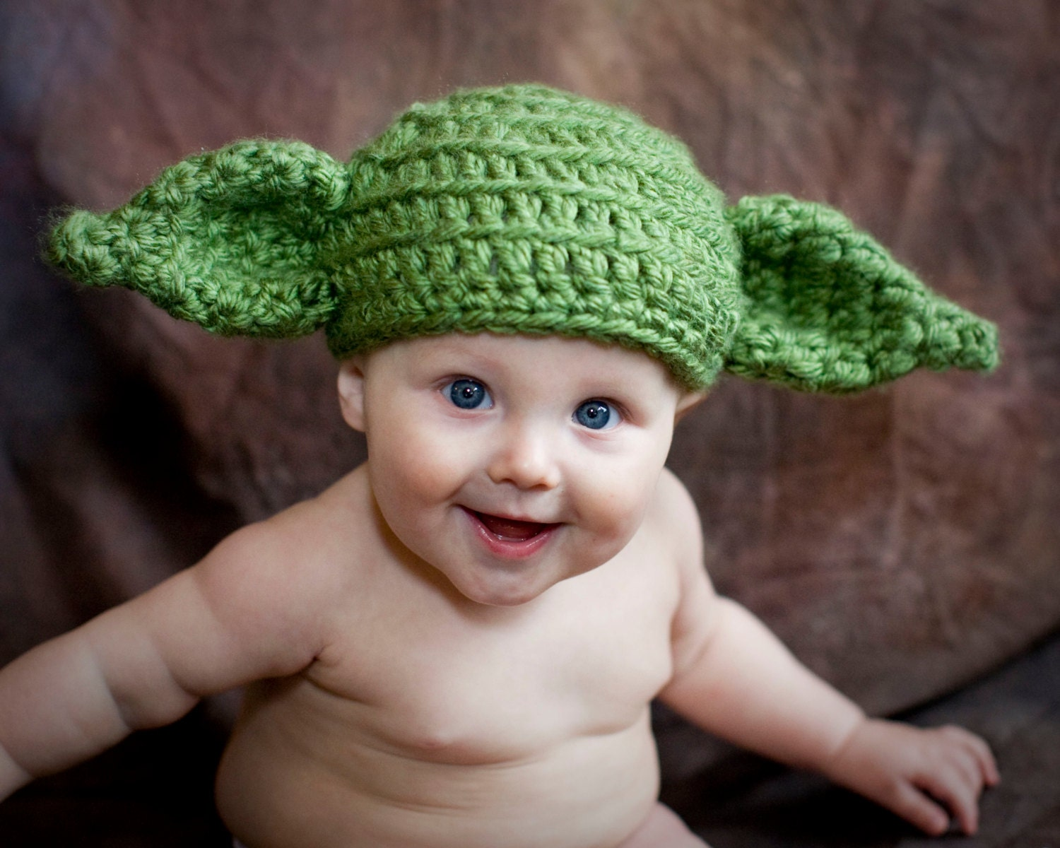 Pattern Yoda Baby Hat Crochet Pattern Yoda Dobby Star Wars