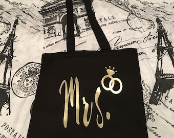 Customized Personalized Tote Bags