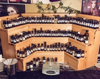 In House Custom Perfume Session, For men, women, With Essential oils, custom perfume, wedding perfume, handmade custom perfume