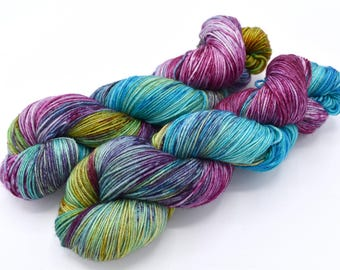 It's Complicated Variegated - Hand Dyed Yarn Made to Order