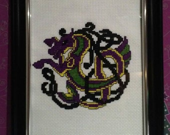 Celtic Horse Cross stitch