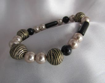 Eclectic collection of beads Necklace