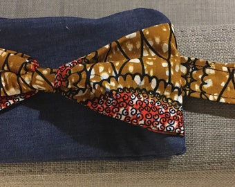 Cotton bow clutch