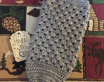 Crocheted Water Bottle Cover (Condensation Catcher!)