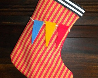 Small Stocking Pennants