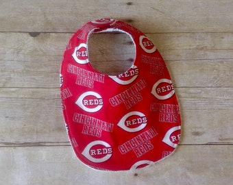 Cincinnati Reds Infant Bib