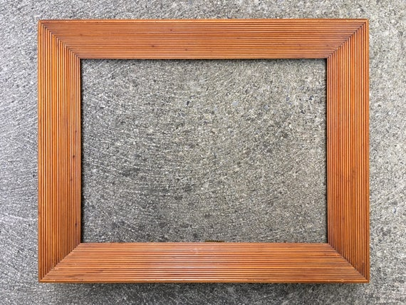 Frame Wood Frame Vintage Picture Frame Wooden Frame Art Frame