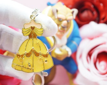 "Beautiful ""Princess"" key chain"