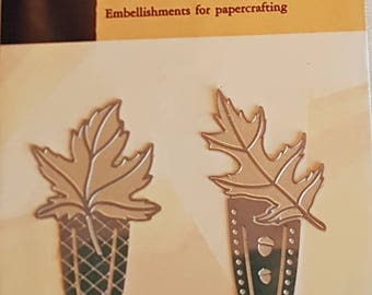 American Traditional Design Leaf Clips
