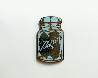 Ballin Jar of Weed Mo Mitchell Hat Pin