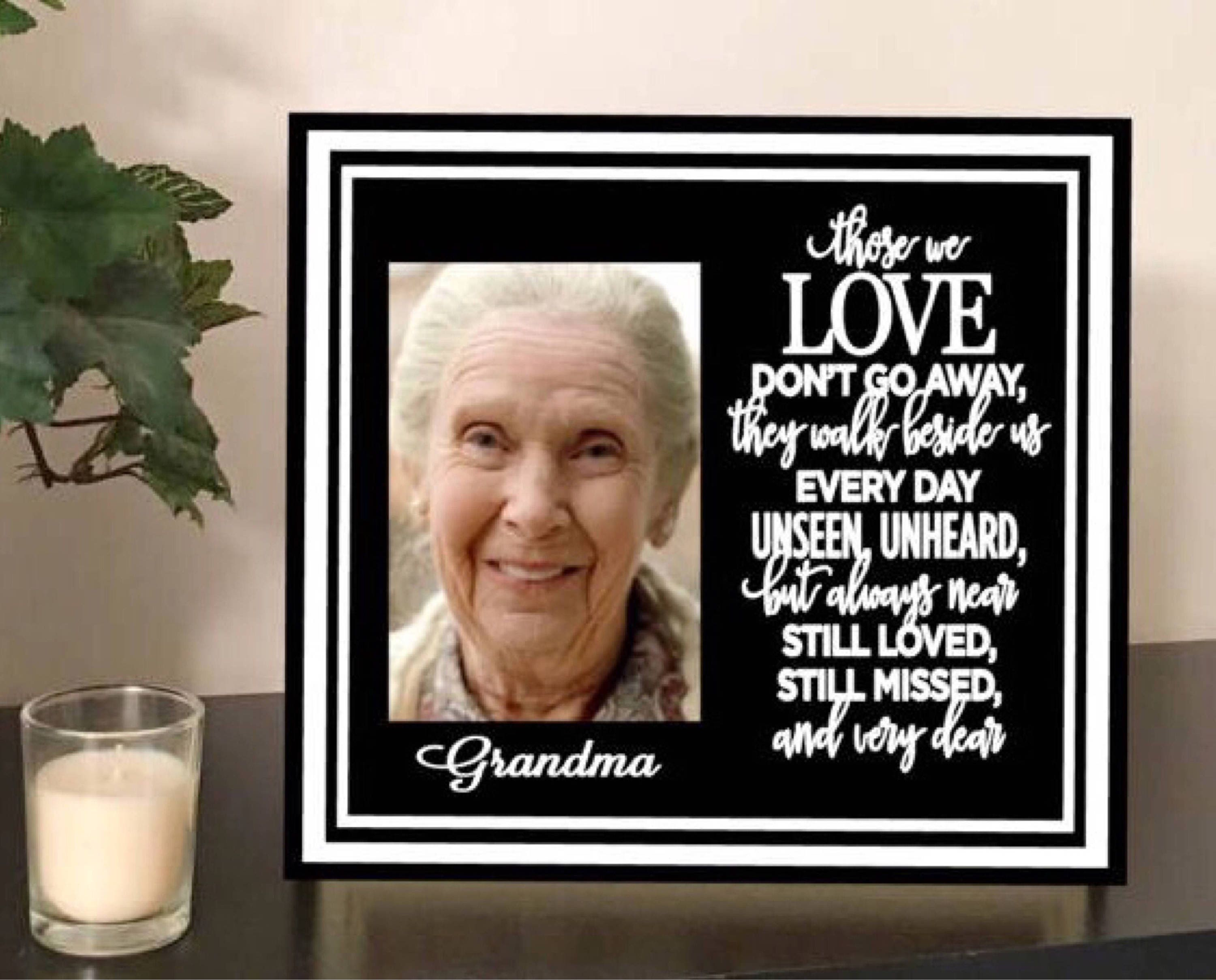 Remembrance gift heaven quote memorial quote love memory 2999 jeuxipadfo Choice Image
