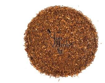 Redbush Rooibos Red Herbal Tea Loose Leaf  - Buy Any 2x50g Get 1x50g Free!