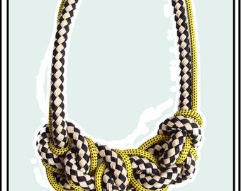 Twists 'n' Knots Necklace