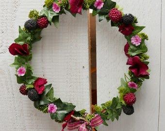 Berry wreath 24Ø