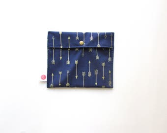 Reusable Lunch Bags, Zero Waste Bags , snack bag