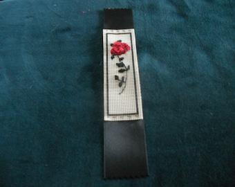 Reproduction Victorian Civil War Bookmark, New