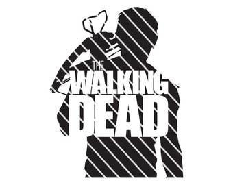 The Walking Dead Daryl Dixon- SVG file