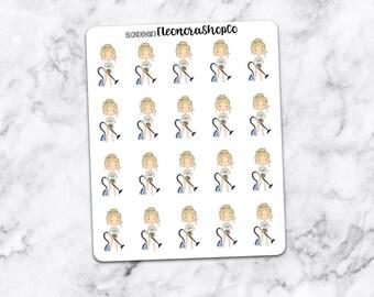HOUSEKEEPING, blonde hair girl — 3