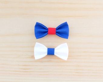 Chicago Cubs Baby Bows, Cubs Baby Bow