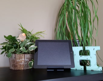 Ipad, Tablet, Kindle stand, 3d printed, Ipad stand, ipad docking station, tablet stand holder, ipad holder, docking stations, tablet holder
