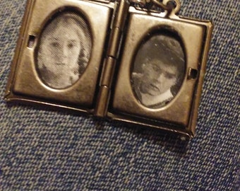 Anne of Green Gables, Anne & Gilbert (Megan Follows, Jonathan Crombie), Book Locket